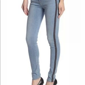 Levi's Jeans - LEVIS FANCY LIGHT WASH 721 HIGH RISE SKINNY